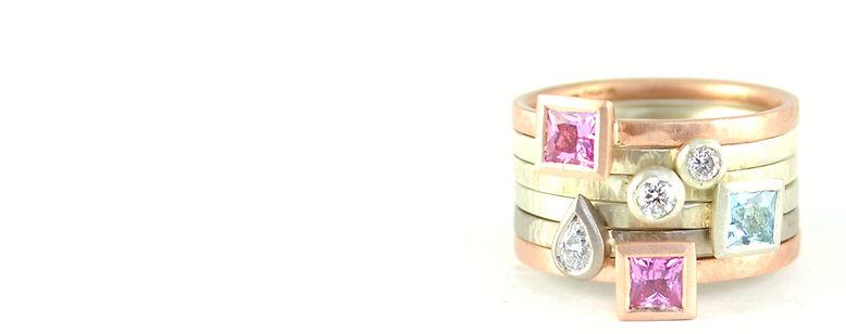 bespoke custom design handmade jewellery commissions handmade jewellery by HR Jewellery Designs, West Sussex / Hampshire