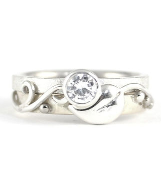 Handmade Wedding Ring Collections by HR Jewellery Designs | Southsea Hampshire