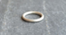 Shooting Star Silver Halo Ring handmade by HR Jewellery Designs   Hampshire Jewellery Designer