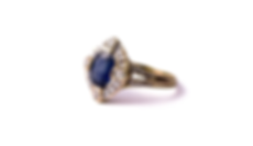 Old Ring to be melted and remade by HR Jewellery Designs | Southsea, Hampshire Jeweller