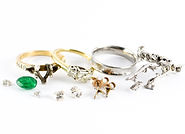remodelled sentimental jewellery by Hampshire jeweller HR Jewellery Designs