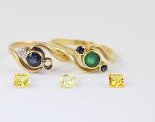 hampshire freelance jewellery designer HR Jewellery Designs