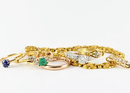 unworn jewellery redesigned and remodelled in Hampshire/ West Sussex HR Jewellery Designs
