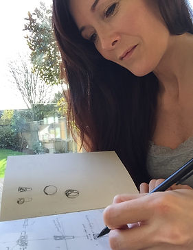 Holly Richardson, Freelance Jewellery Designer, Chichester, west sussex, hampshire