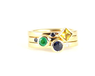 bespoke freelance jewellery designer Holly Richardson Chichester