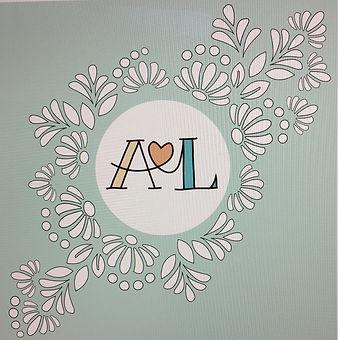 Wedding Invitation design idea for bespoke cufflinks