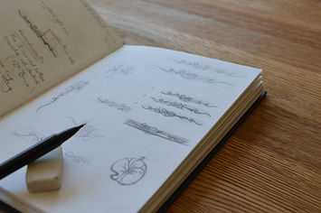Engagement Ring Commission Sketches by HR Jewellery Designs