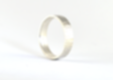 Wedding Ring Commission | Palladium handmade Wedding Ring by HR Jewellery Designs Hampshire