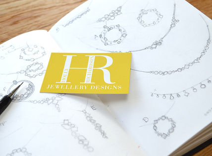 bespoke jewellery designs by HR Jewellery Designs