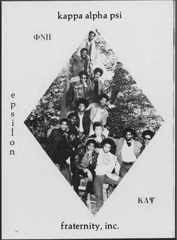 epsilon chapter kappa alpha psi 1973 yea