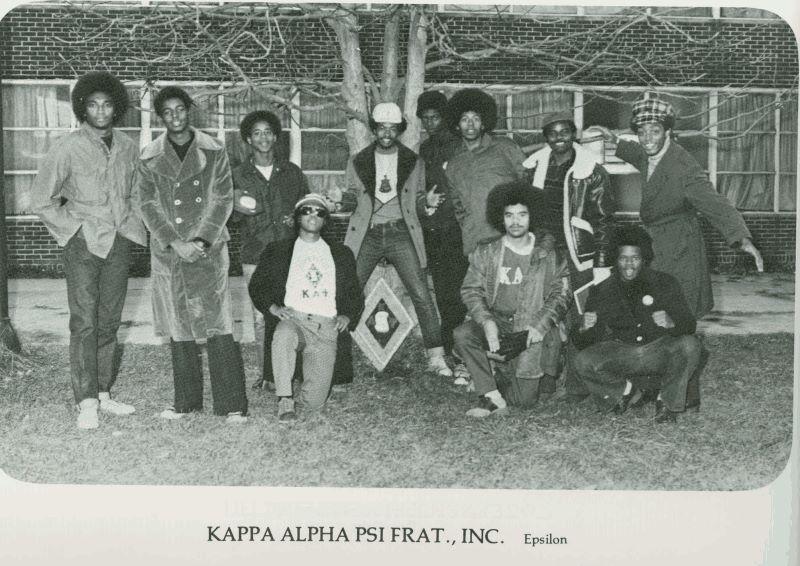 epsilon chapter kappa alpha psi 1973