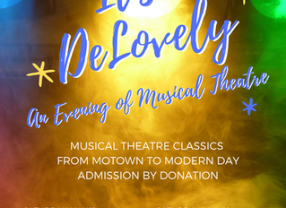 Spring Concert! It's DeLovely: A Musical Theatre Revue