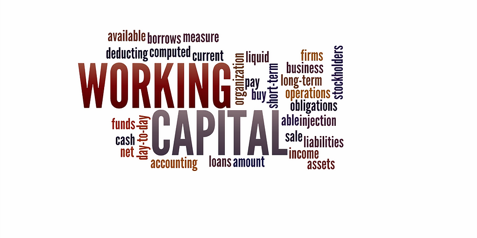 CFOCLUB в эфире - Оборотный капитал