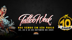 TATTOO WEEK 2020
