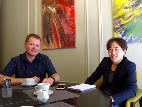 インタビュー第二弾:トロント大学AI研究の世界的権威 アレクサンダー・ロマン教授 IBMカナダ主席研究員 ウクライナのAIとスタートアップ事情