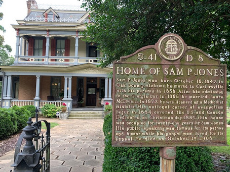 Rose Lawn Museum: Architectural Treasure with Eternal Significance in Cartersville, Georgia