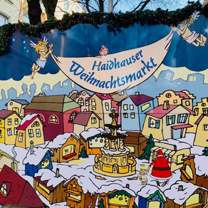Glimpses of Christmas Markets 2019