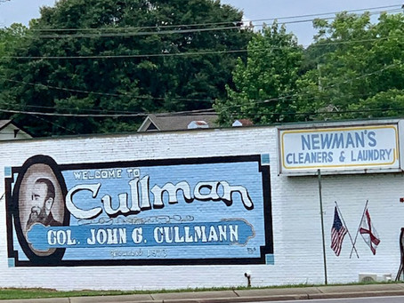 VINTAGE DISCOVERIES in CULLMAN, AL