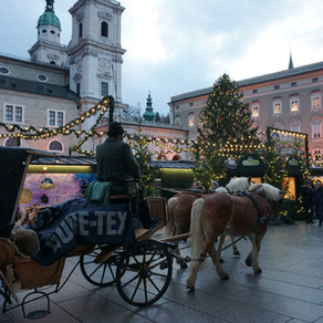 This Time Last Year -- Christmas Markets in Europe