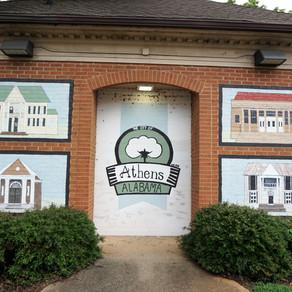 A Quick Visit to Athens, Alabama