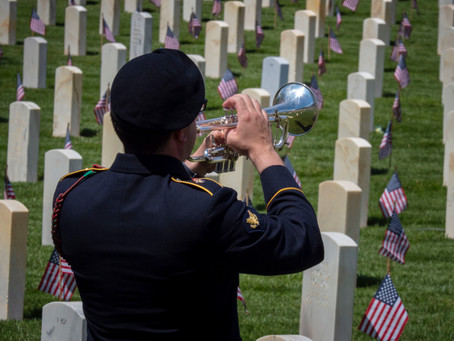 Reflections from a Graveside