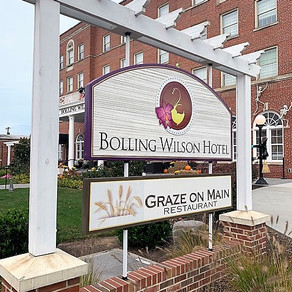 Bolling Wilson Hotel: Tribute to a First Lady in Wytheville, Virginia