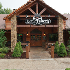 Let Your Tastebuds Go Wild at Bama Bucks near Boaz