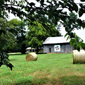 Alabama Shines in America's Barn Quilt Trail