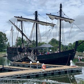 FLIGHT PLAN, THE PINTA, PIPER & LEAF: A Pleasant Time in South Huntsville