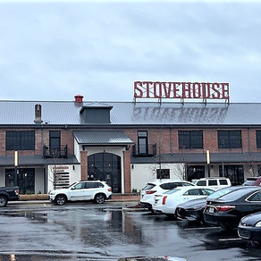 STOVEHOUSE in Huntsville, AL -- New Space for Events and Eats