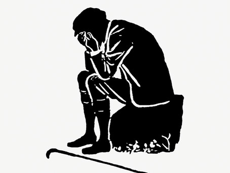 Good Friday Thoughts: Crying vs. Crying Out to God