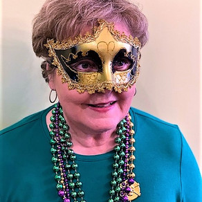 Happy Yardi Gras, a Covid-approved Mardi Gras Celebration