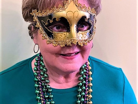Happy Yardi Gras, a Covid-approved Mardi Gras Celebration