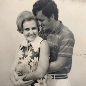 50 Years of Us: Part 1 Courtship and Early Days of Marriage