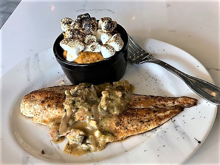 Tom Brown's Restaurant in Madison, Alabama --Outstanding new dining choice