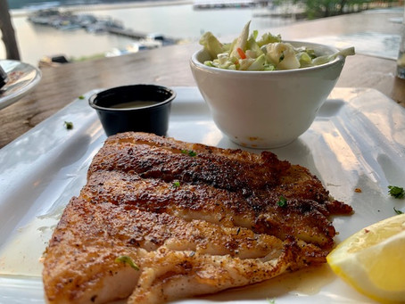 4 Great Places to Dine Outdoors in Cartersville, Georgia