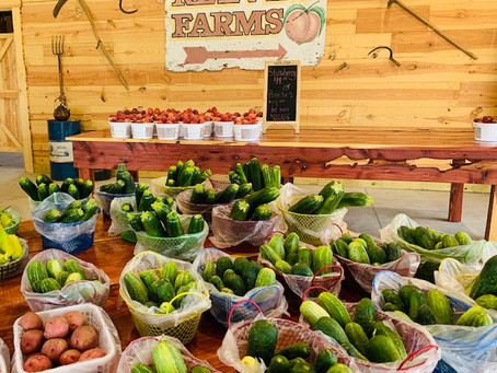 REEVES FARM: Hartselle, Alabama's Newest Attraction