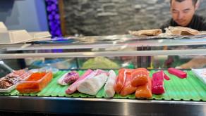 Hartselle Goes International at Osaka Sushi & Steakhouse