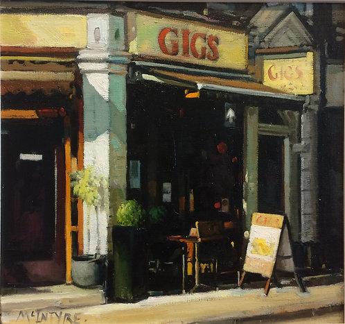 Study - Gigs Restaurant, London