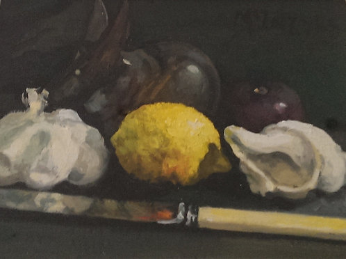 Still Life With Rabbit