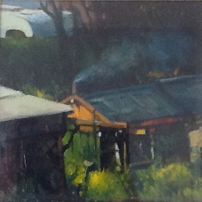 Study - Allotments, Dundee
