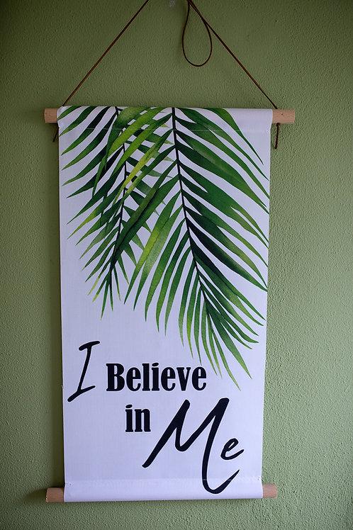 Quote: Believe