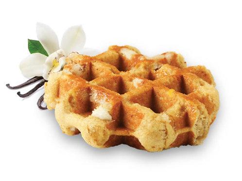 Authentic Liege Vanilla Waffles
