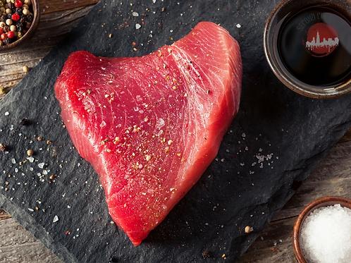(1) 6 oz Ahi Tuna Steak