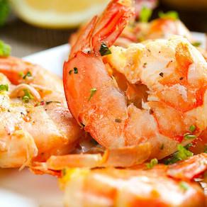 Light Shrimp Scampi