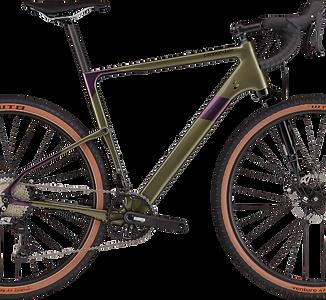 CANNONDALE TOPSTONE CARBON LEFTY 3 Gravel bike