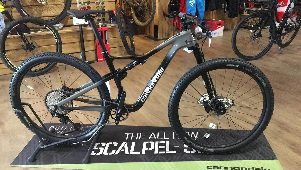 La nuova Scalpel di Cannondale: la Mountain Bike per le gare da Cross Country per eccellenza!