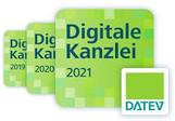 Digitale Kanzlei 2021, 2020, 2019
