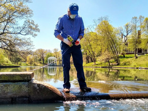 UNH Stormwater Center's Continuous Monitoring Practices in RWP