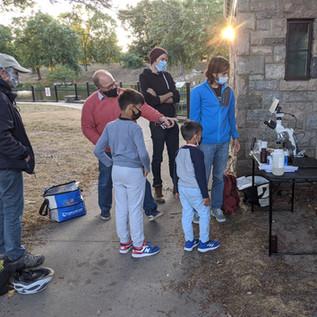 Cyanoscope Monitoring